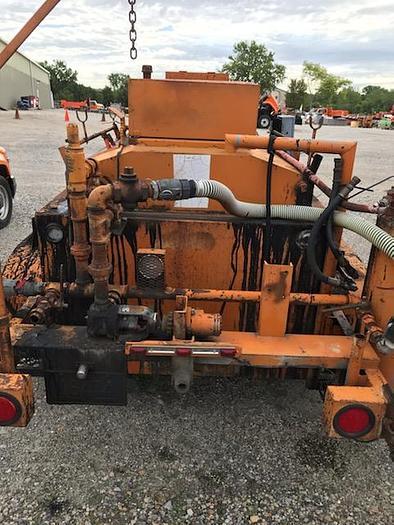 Used 1991 Tar Kettle Bitumen Heater