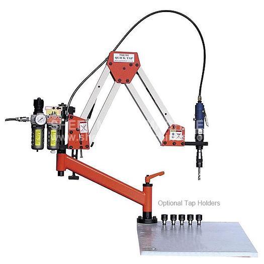 PALMGREN Production Tap Pneumatic Tapping Machine 9680410