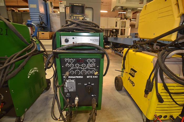 D51 - WELDING MACHINE - MICATRONIC MTE 440