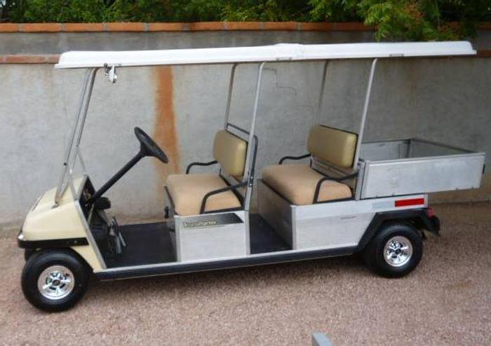Used Club Car Transporter 4 - 4 Passenger