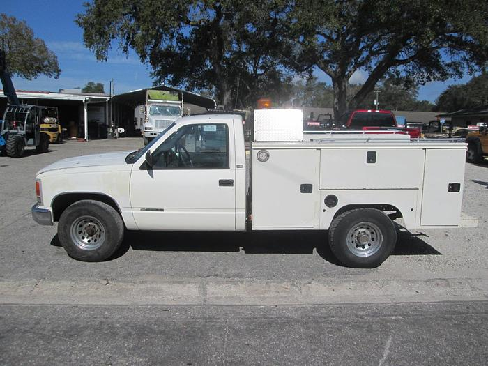 Used 1990 Chevy 3500 Utility Truck