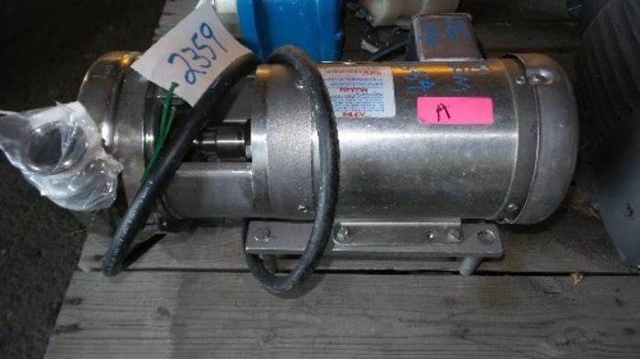 2 '' x 1 1/2 ''Tri Clover Centrifugal Pump #2359