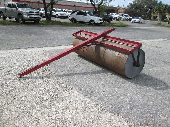 Home made Field roller