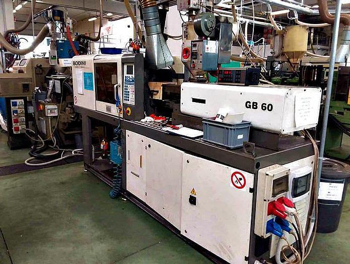 Used Bonidi GB 60 325 - Moulding press - 1996