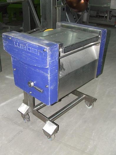 Używane Maszyna do oddzielania błony od mięsa