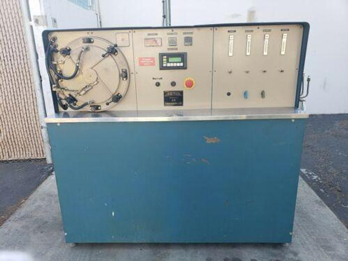 "Used THE FURNACE SOURCE 7"" X 7"" X 12"" ID HORIZONTAL VACUUM FURNACE IN XL"