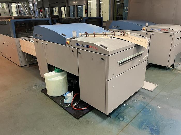 Used NELA VCPevo m 1620 In Line Plate Production System