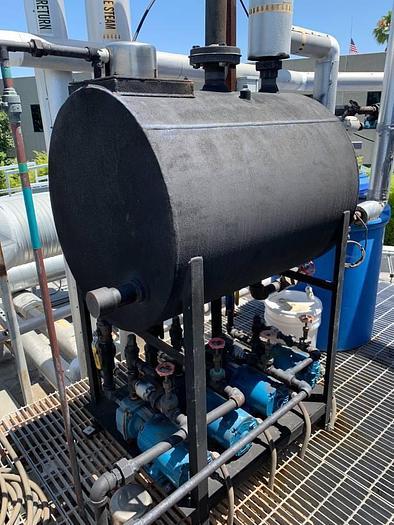 2015 Parker steam boilers 9.5 HP  40 HP low nox