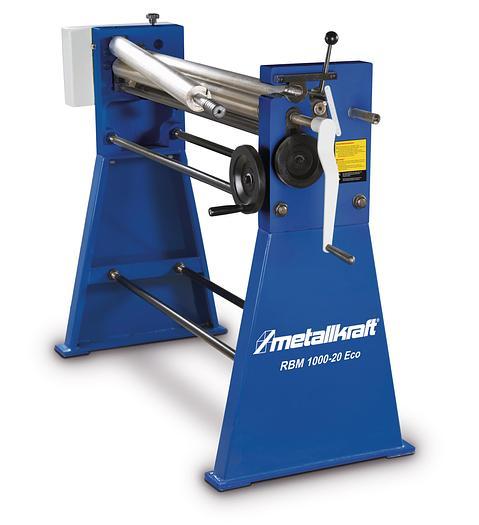 Gebraucht 2020 Metallkraft manuelle Rundbiegemaschine