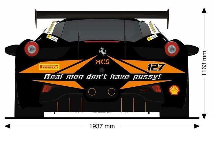 D55 Ferrari 488 Challenge