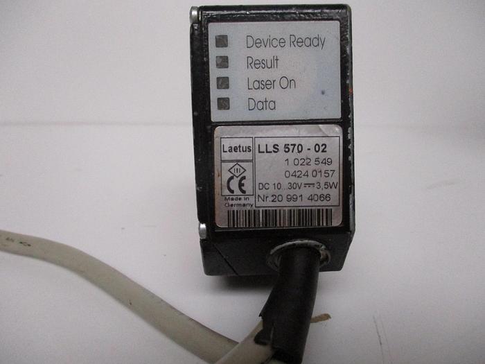 Used Laetus LLS 570 12