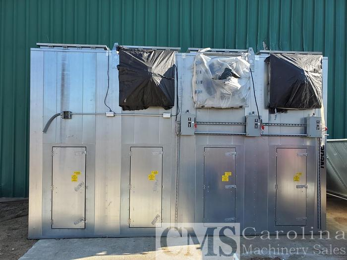 Used 2019 Nederman NFKZ3000 Dust Collection System