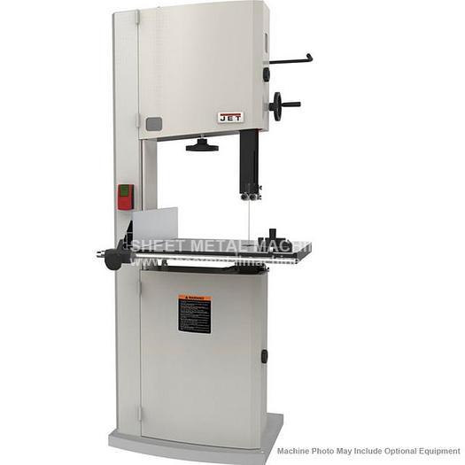 JET JWBS-18 Steel Frame Bandsaw 1-3/4HP 115/230V 714700