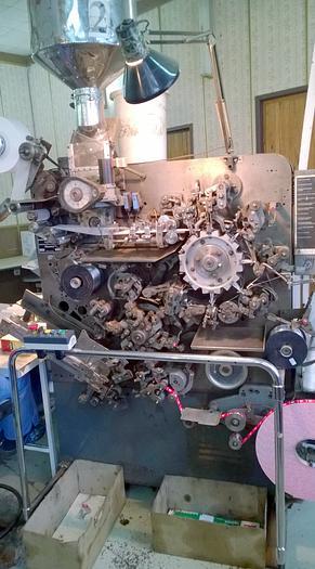 TEEPACK Constanta TEABAG MACHINE