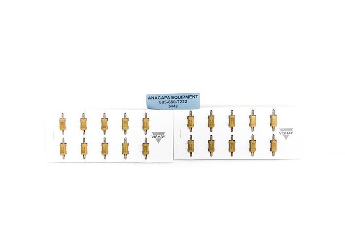 Vishay DALE RH-5 5 Watt 150 Ohm 1% M0853 Wirewound Resistor Chassis Mount (5442)