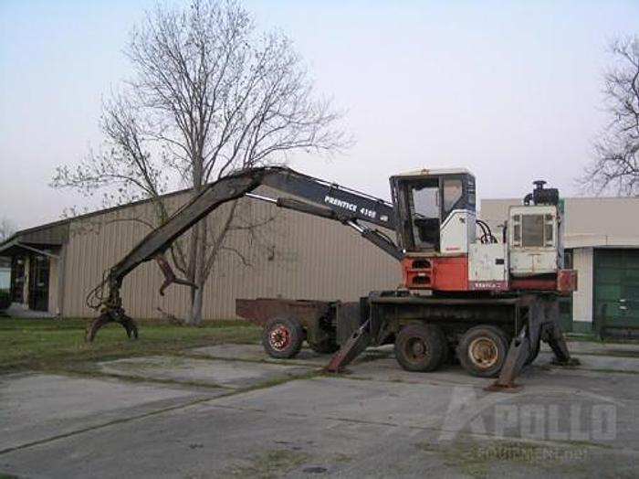Used 1999 Prentice 410E Kuckleboom Log Loader