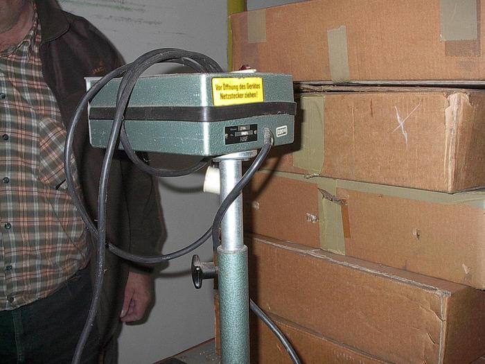 Gebraucht Aufziehgerät für KMF-Kettelmaschinen,  KMF  Kl. 231/230 .
