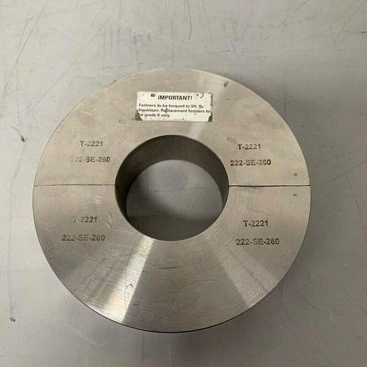 Used Electro-Sensors C122057 Magnetic Split Collar Pulser Wrap 1.95 x 6.00 x 26 SST