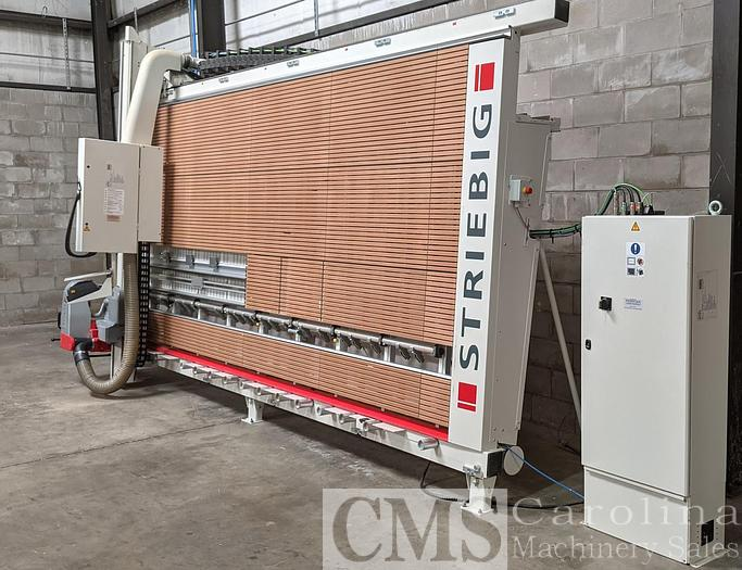 Used 2019 Striebig Control 18 Vertical Panel Saw