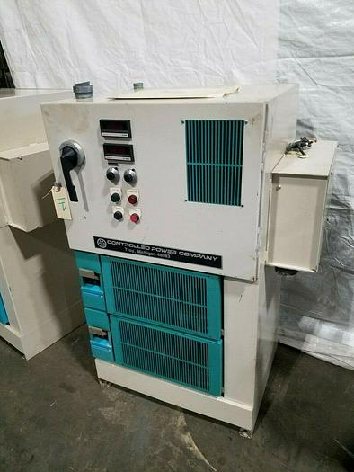 Used Rxpo DC Modular Power Supply 75 volts 600 amps out ... in unknown condition!