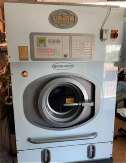 Union Dry Cleaning Machine Nova 40