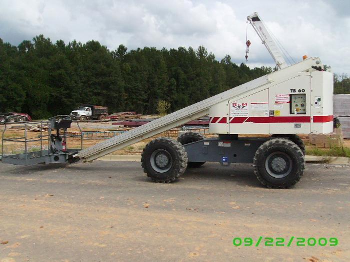 2001 TEREX TB-60 4X4