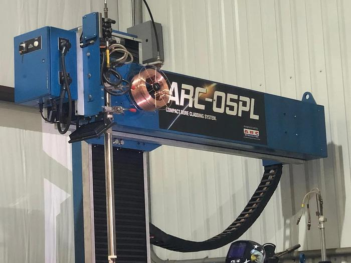 2015 Arc 05PL Compact Bore Cladding System