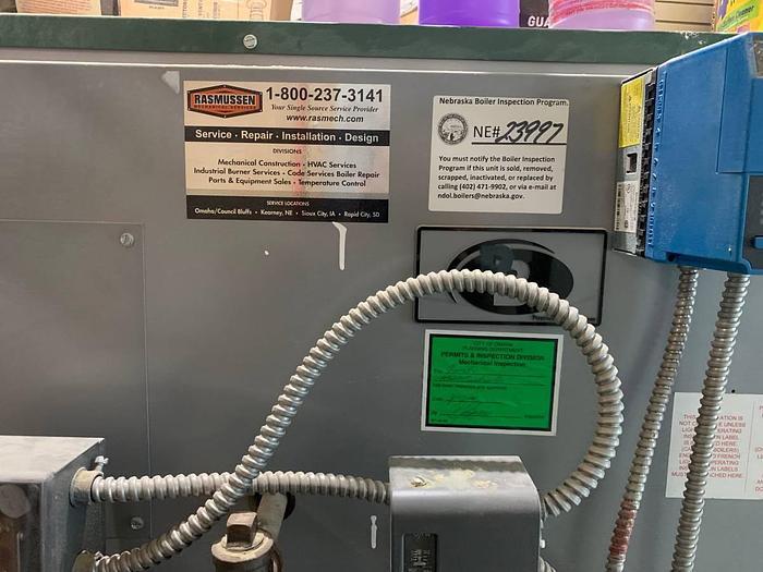Peerless Boilers Commercial Team Hot Water Boiler Series 211A