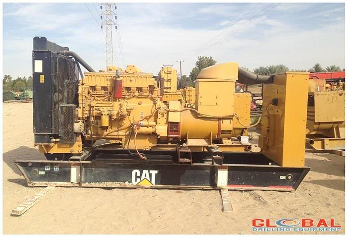 Used Item 0670 : 2006 Caterpillar LC5 Generator Set w/ C9 Engine