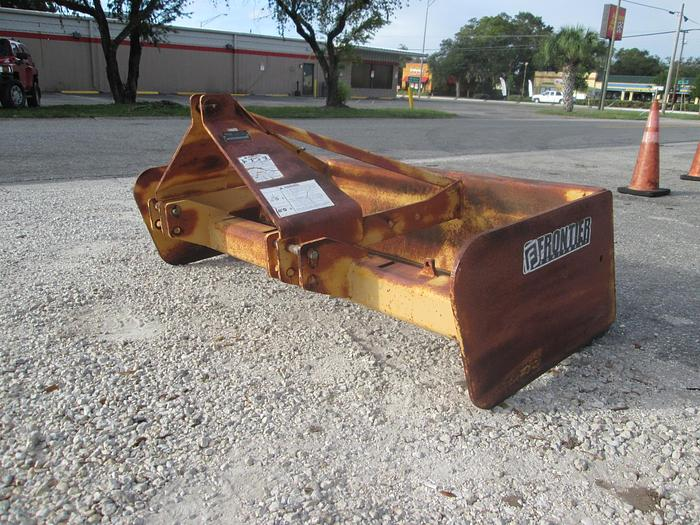 Used 6' Frontier Box Blade