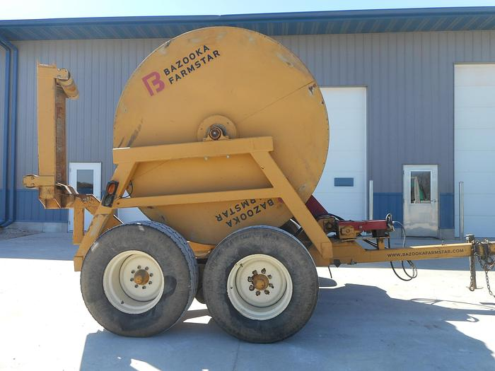Used 2014 BAZOOKA FARMSTAR 1000HR-WTU