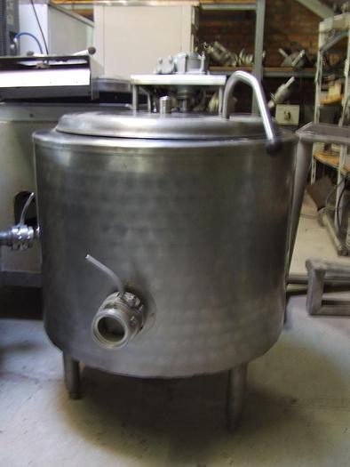 Used Zbiornik procesowy 100 l
