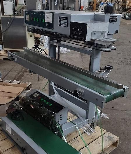 Used Band Sealer for Bags  Model  SVM - 905P