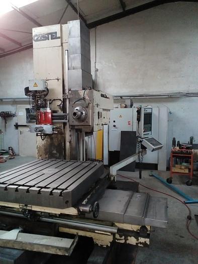 Wytaczarka CNC CASTEL 2N