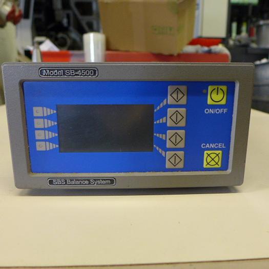 SBS Schleifscheiben Auswuchtsysteme Reihe SB-4500