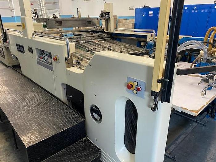 Used SCT ASP-1050 screen printing machine