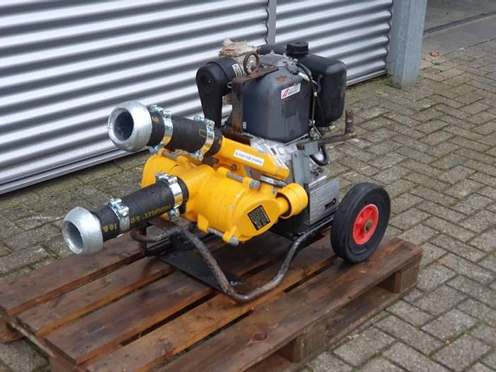 Gebruikt Selwood WATERPUMPS PD75 with LISTER
