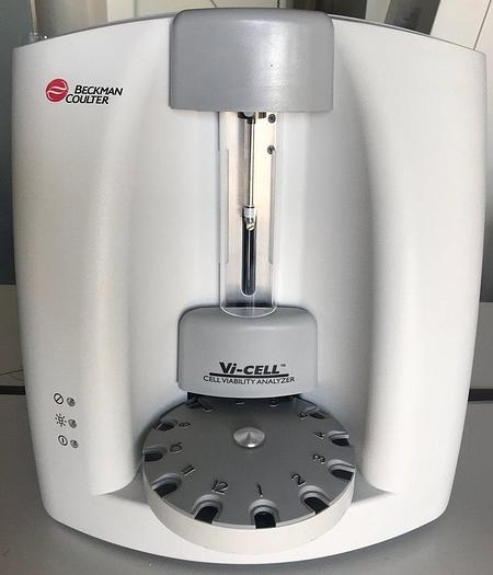 Used Beckman Coulter Vi-Cell Cell Viability Analyzer