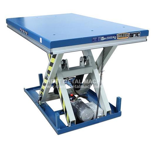 BAILEIGH HLT-4400 Hydraulic Lift Table
