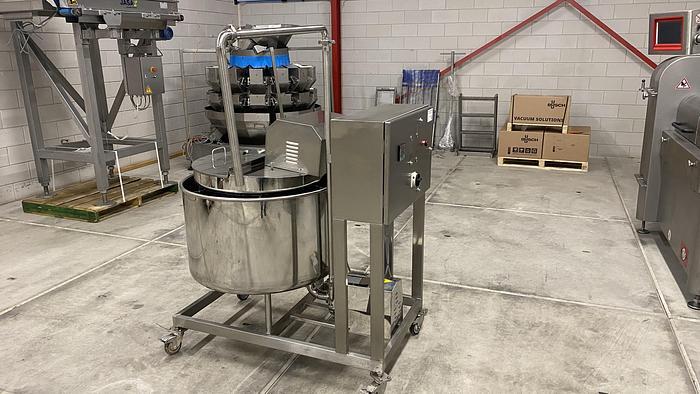 2021 Hiwell 100 liter batter mixer