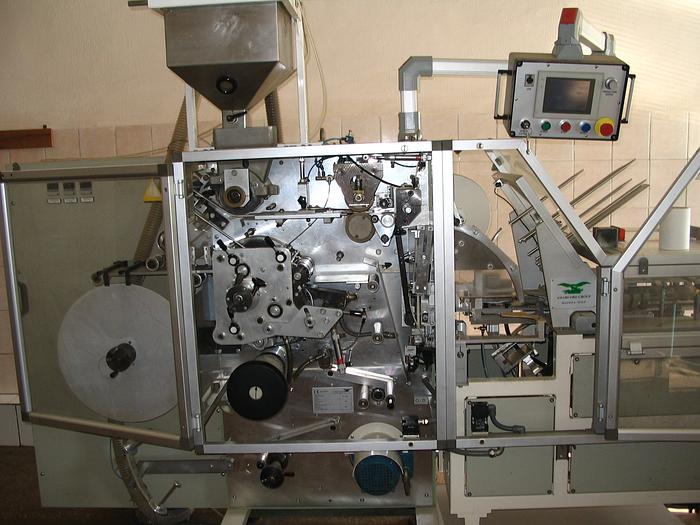 TECHNOMECCANICA T2 Prima TEABAG MACHINE
