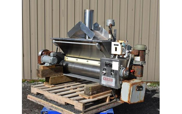 USED FEDCO SYSTEMS TOPPING APPLICATOR