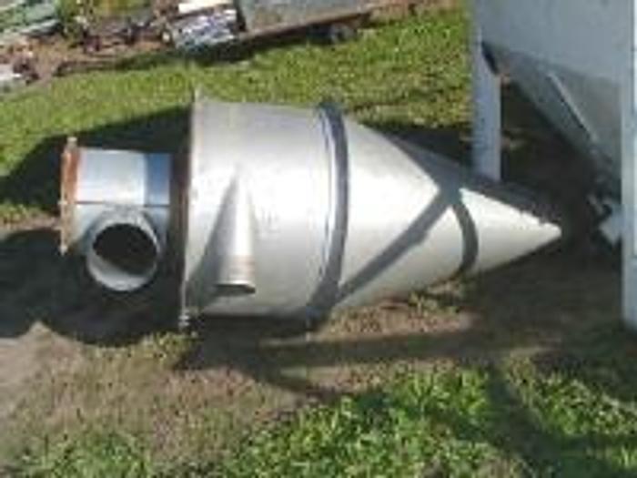 Used Vacuum receiver.