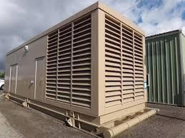 1.15 MW 2016 Waukesha L7044GSI Natural Gas Generator