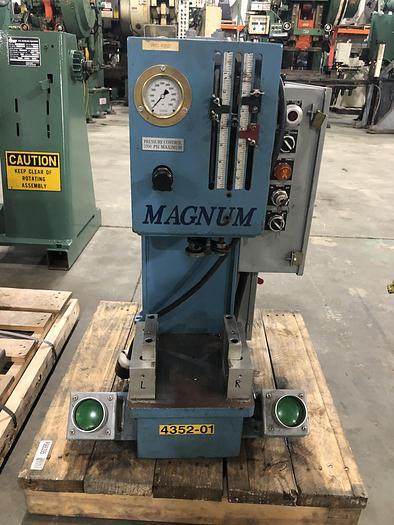 Used 2.2 Ton, MAGNUM MODEL HBM-2A