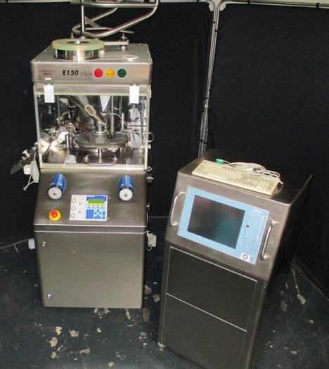 Used F 14861 D - Tablet Press KILIAN E 150 plus - 32 Stations