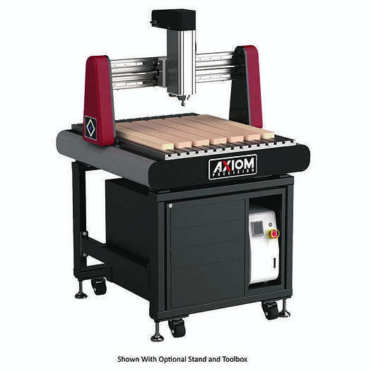 "Axiom Iconic Series (24"" x 24"") CNC Router"
