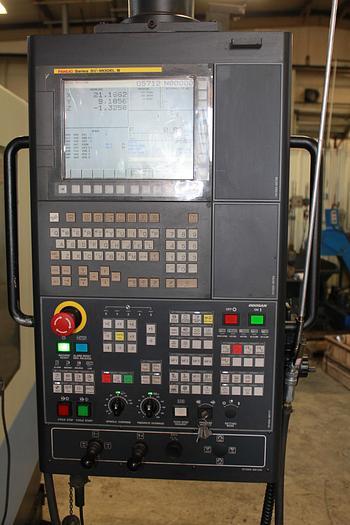 """2012 Doosan VM960 with Yuasa 16"""" Indexer"""