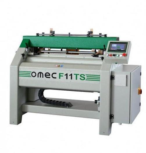 Omec F11TS Automatic CNC Dovetailer