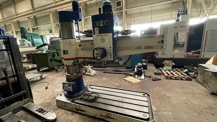 Used Wiertarka promieniowa JANUS WR50/1600